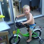 geweldig mooie fiets