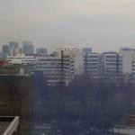 Helaas uitzicht op de Amsterdam Arena